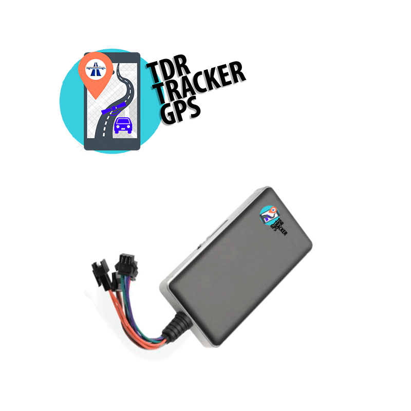 Localizador GPS coche TDR Tracker GPS